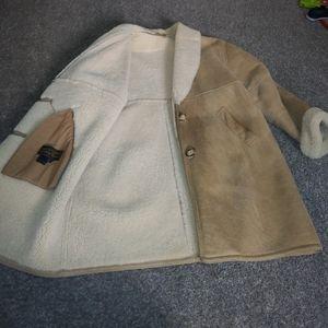 Sherling Full Coat
